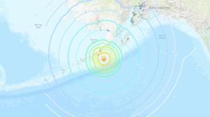 Terremoto de magnitud 8.2, el más fuerte en décadas, generó alerta de tsunami en Alaska