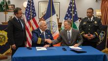 ¡Contra el crimen! Alcaldes de San Juan de Puerto Rico y Nueva York se unen para desarrollar estrategias