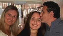 """""""Cuento los segundos para verla levantada de esa cama"""": padre de adolescente en coma por el coronavirus"""