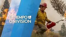 Se mantiene la calidad del aire afectada en el Área de la Bahía por el humo de incendios