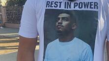 Amigos y familiares de José Esparza piden a las autoridades de San José encontrar al conductor que lo chocó y se dio a la fuga