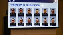 Detenidos 12 policías por su presunta implicación en la masacre de 19 personas en la frontera entre México y EEUU