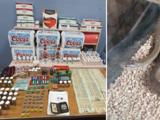 Una culebra y marihuana: el hallazgo en un allanamiento en el barrio Bocas de Guayanilla