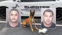 Parada de tráfico en la I-95 termina con dos detenidos y más de $ 100,000 en drogas incautadas