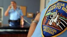 Por violencia doméstica detienen al director la División de Violencia Doméstica en Humacao