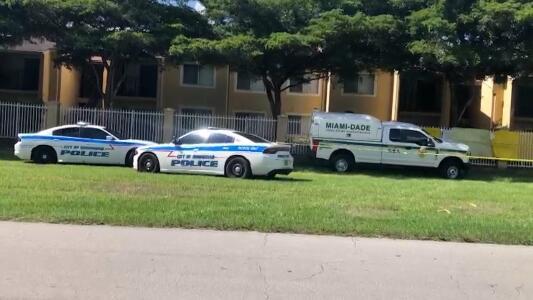 Una mujer muerta y un hombre herido luego de un tiroteo en Homestead