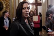 """""""La lucha no ha terminado"""": vicepresidenta Kamala Harris defiende la legislación sobre derechos de votos"""