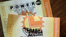 Venden billete de Mega Millions de 1 millón de dólares en Nueva Jersey
