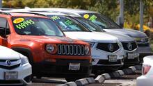 Los carros usados que más han subido de precio en Estados Unidos