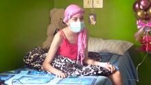 Tenía un tumor y tuvieron que amputarle la pierna: ella necesita ayuda para cumplir su sueño
