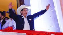 Pedro Castillo se alista para asumir la presidencia de Perú en medio de un panorama complejo e incierto