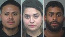 Así fue el arresto de personas minutos después de robar convertidores catalíticos en el condado de Gwinnett, dice la policía