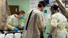 """""""Se siente una impotencia grande"""": enfermera narra lo que se vive en una UCI por cuenta del coronavirus"""