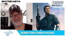 El director Chris McKay nos cuenta cómo fue hacer 'The Tomorrow War'