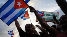"""""""Hay que tratar de que dejen entregar la comida"""": cubanos en el exilio que buscan acercarse a la isla en embarcaciones"""
