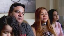 """""""Es horrible"""": la odisea que vivió una familia venezolana por llegar a EEUU en busca de una mejor vida"""