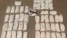 Operación encubierta incauta 53 libras de metanfetaminas en Bakersfield