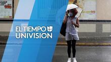 Autoridades en alerta por depresión tropical que provocará aguaceros y tronadas