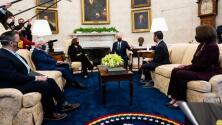 Coronavirus, economía e inmigración: los temas de la reunión entre Biden y la comisión hispana del Congreso