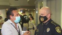"""""""Los delitos van bajando"""": Javier Salazar responde a la situación del crimen en San Antonio"""
