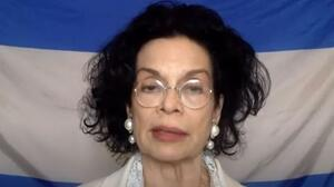 Bianca Jagger calls on Daniel Ortega to open Nicaragua's prisons to inspection