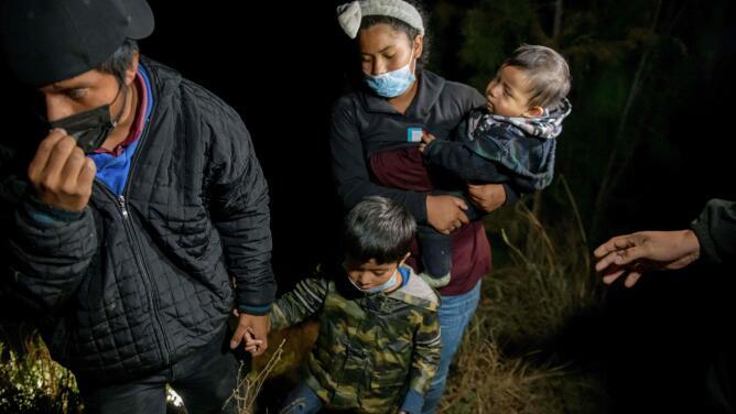 Las medidas que está tomando la Patrulla Fronteriza para afrontar la crisis en la frontera