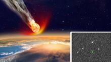 NASA reporta que cinco asteroides pasarán muy cerca de la tierra en los próximos días