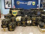 ¡De 31.5 millones dólares! Autoridades de Puerto Rico incautan uno de los más grandes cargamentos de cocaína