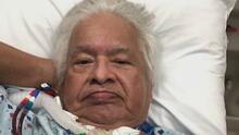 """""""Paco es un milagro"""": abuelo hispano se recupera del covid-19 tras estar hospitalizado por 16 meses"""
